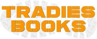Tradies Books by Alexilum Logo